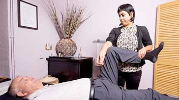 What is applied kinesiology?
